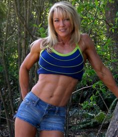 Fitness Pro Creates Sleeker Shapes With Isagenix®    Jill wasn't looking to get in shape. The 52-year-old Star Consultant from Arizona is a personal trainer and a national figure competitor who is probably in better physical condition than most people 20 years her junior.