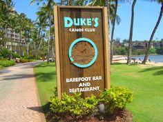 Great Drinks outdoor bar