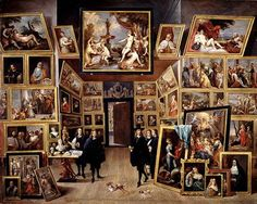 The Courtauld Gallery : David Teniers and the Theatre of Painting