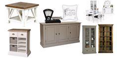 Möbler i gammaldags stil