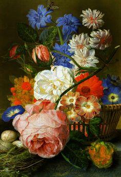 Jan van Huysum, 1682-1749
