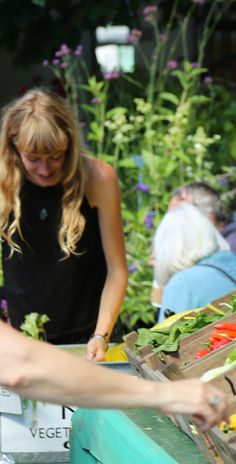 Barcombe Nurseries, for fresh organic vegetables