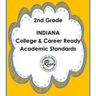 College & Career Ready Standards 2nd grade INDIANA English & Language