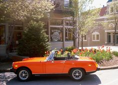 Somebody bring back the MG Midget, PLEASE.