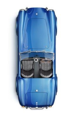 AC Cobra 289 MK II