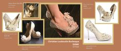 Shoe envy on Pinterest | Burlesque, Get Over It and Shoe Clips