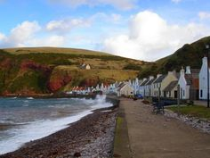 """Pennan, Scotland (from """"Local Hero"""") What A Wonderful World, Wonderful Places, Beautiful Places, Places To See, Places Ive Been, England, Local Hero, Scotland Uk, Adventure Is Out There"""