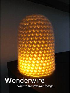 Een persoonlijke favoriet uit mijn Etsy shop https://www.etsy.com/listing/275144572/beehive-ecru-small-table-lamp