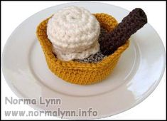 Brandy Snap Basket - Norma Lynn Cake Sachets