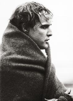 The great Marlon Brando