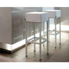 Pedrali Vaste Barkruk Cube 1400 Wit - DesignOnline24