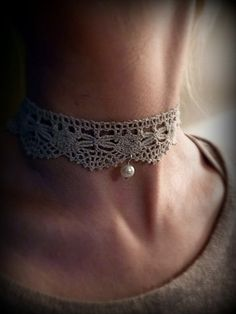 Choker Necklace.....LOVE
