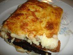 Cookbook Recipes, Vegan Recipes, Cooking Recipes, Greek Cooking, Lasagna, Vegan Vegetarian, French Toast, Breakfast, Vegane Rezepte
