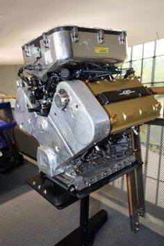 HONDA NSX-GT Engine