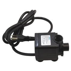 Pumps (water) Submersible Fountain Pond Water Pump With Led Light 2.5w