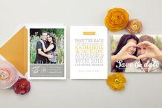 """""""save the date """" para vuestras invitaciones de boda."""