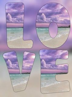How to Take Good Beach Photos Purple Love, All Things Purple, Shades Of Purple, Summer Wallpaper, Love Wallpaper, Iphone Wallpaper, I Love The Beach, All You Need Is Love, Love Images