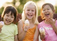 people eating ice cream | kids eating ice cream 3