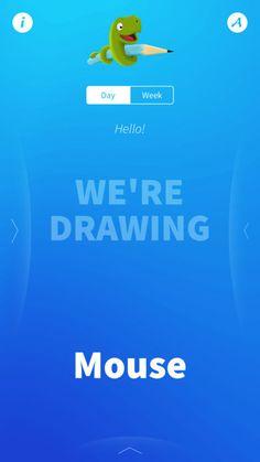 Drafly - mobile app main screen Mobile App, Maine, Day, Mobile Applications