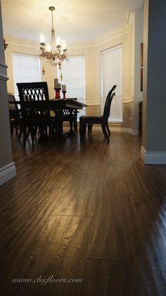 Castille Wenque Wood Plank Porcelain Tile Home Flooring