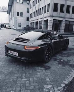New Autumn-Winter collection - Luxury Streetwear & Lifestyle MGAclub. Porsche Panamera, Porche Car, Porsche 911 Models, Black Porsche, Top Cars, Future Car, Car Wallpapers, Fast Cars, Cars And Motorcycles