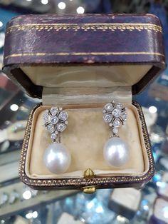 Book Jewelry, High Jewelry, Luxury Jewelry, Edwardian Jewelry, Antique Jewelry, Pearl Set, Men Necklace, Diamond Are A Girls Best Friend, Townhouse