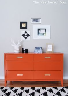 Кусочек солнца в комнате: 16 примеров использования оранжевого цвета – Вдохновение