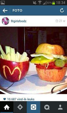 Healthy mc.snack!