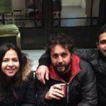 شاهد..هشام ماجد و ايمي سمير غانم وكريم السبكي في لندن - مانشيت