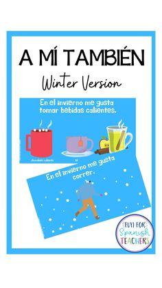 Spanish Worksheets, Spanish Games, Spanish Phrases, Spanish Vocabulary, Spanish Language, Study Spanish, Spanish 1, Learn Spanish, Spanish Class