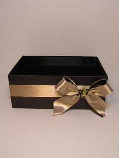 Wedding  Program Box Amenities Box Bathroom por bwithustudio, $29.00