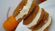 Pumpkin Cream Pies {Gluten-Free & Sugar-Free} - Gal on a Mission