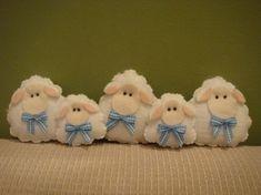 cute sheep!! by #handmade crafts #handmade plushies #natural hair styles| http://doityourself695.blogspot.com