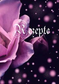 Rezepte - Eintragbuch - Alex Hill, Alexondra Cooper