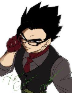 Dragon Ball Image, Dragon Ball Gt, Art Gundam, Illustration Studio, Akira, Manga Anime, Anime Art, Couples Anime, Epic Characters