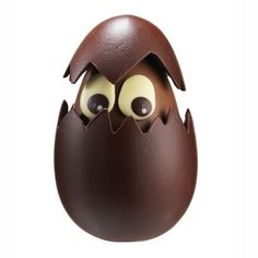 Funny Easter Chocolate Egg