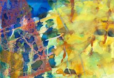 Gerard Richter - Aquarelle