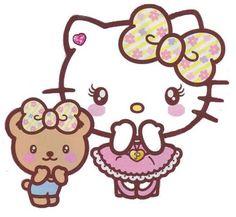 Hello Kitty Face Wink | www.pixshark.com - Images ...