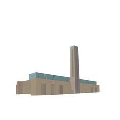 Tate Modern - Zean Macfarlane - http://zeanmacfarlane.com/