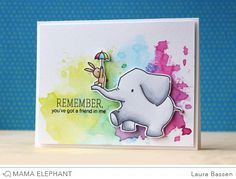 "Mama Elephant ""Ella & Friends"" 