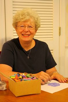 Get Started With Chalk Pastels. Meet Nana of Southern Hodgepodge