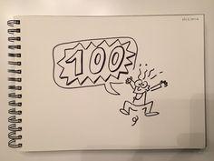 dag 100
