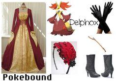 Pokebound Delphox
