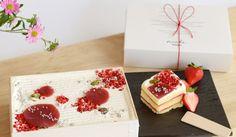 -紅菓(べにか)-ショートケーキ仕立て - NOAKE TOKYO(野空)