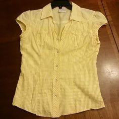 Button up shirt Arizona button shirt Arizona Jean Company Tops Button Down Shirts