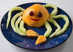 Melon Crab