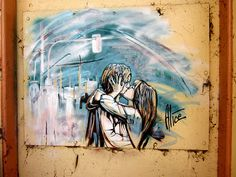 """I create art about people and their relationships, I'm interested in representing human feelings and exploring different points of view. I especially like to depict strong and independant women."" - Alice Pasquini"