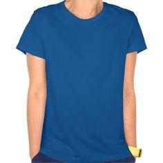 493ae6376233 plain shirt uniform for women | Plain royal blue t-shirt for women, ladies
