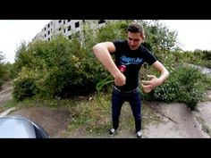 Nandor Groger (Aero-yo Pro team) and Martin Csiszar play with Aro-yo MTE!