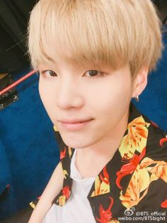 B T S * 화양연화 / HYYH in Nanjing, China * Suga * Weibo Update #Bangtan #Boys #방탄소넌단 #BigHitEnt #2016 | @queena